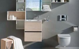 hoe bouw je een badkamer over sanitair. Black Bedroom Furniture Sets. Home Design Ideas
